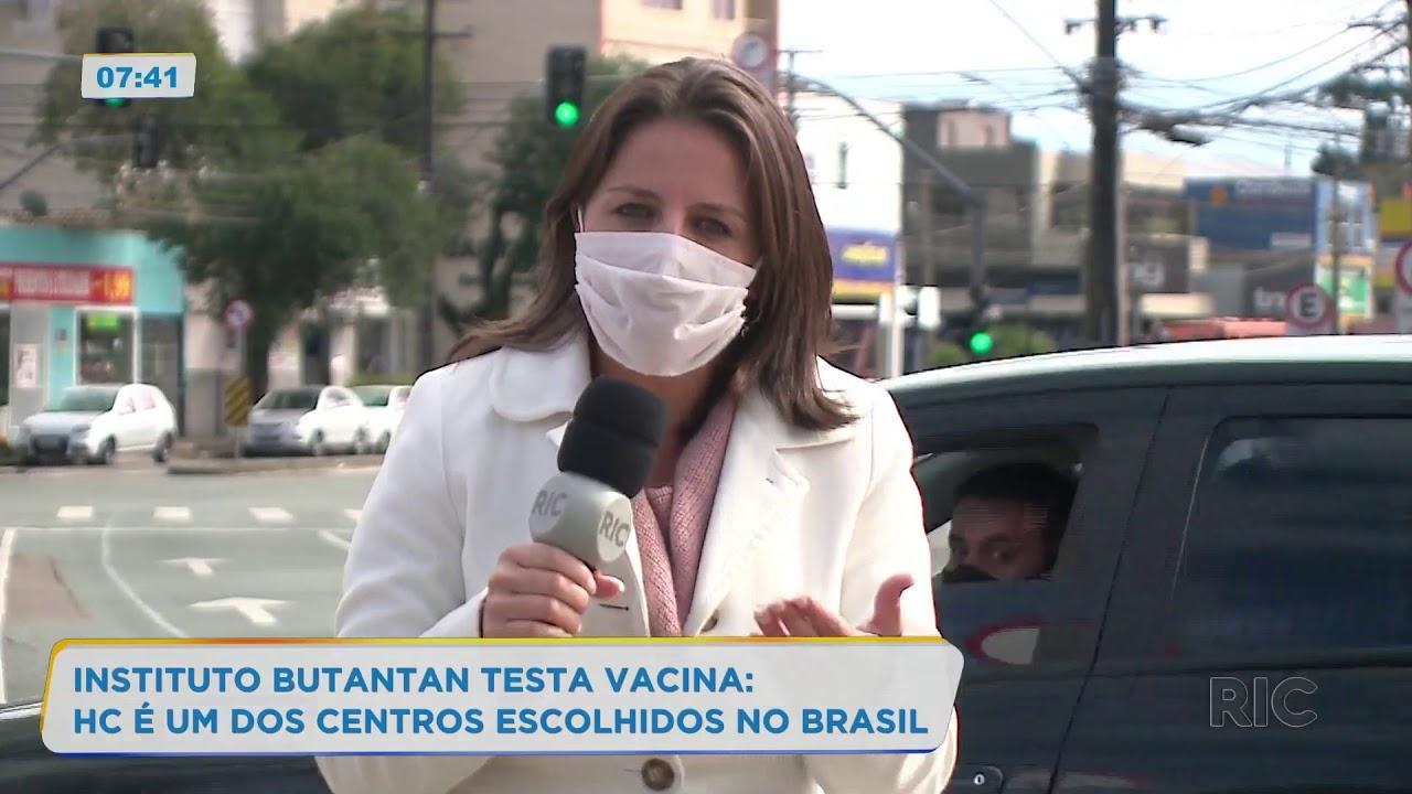 Instituto Butantan testa vacina: HC é um dos centros escolhidos no Brasil