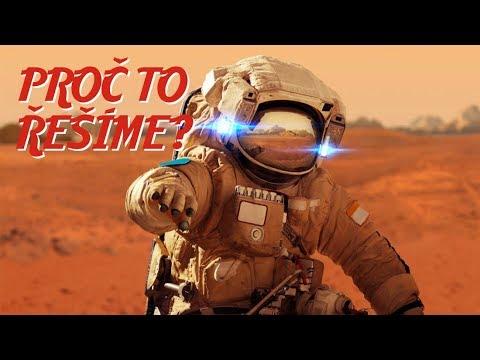 Ochrání astronauty při cestě k Marsu změna DNA? - Proč to řešíme? #181