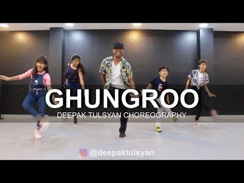 Ghungroo - Dance Cover   Deepak Tulsyan Choreography   War   Hrithik Roshan, Arijit Singh