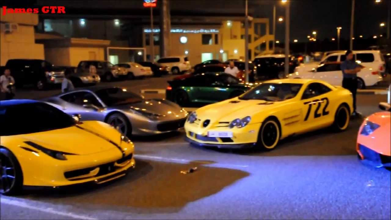 Qatar Supercar Gathering Youtube