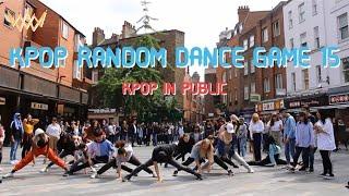 [KPOP IN PUBLIC] KPOP DANCE GAME 15 [UJJN] WITH FRIENDS