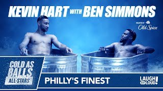 Ben Simmons and Kevin Hart Talk 76ers Curse | Cold As Balls All-Stars | Laugh Out Loud Network