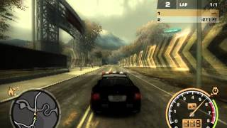 Need for Speed Most Wanted - MrRakism Gameplay.