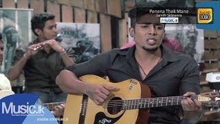 Download Penena Thek Mane - Samith Sirimanna MP3 song and Music Video