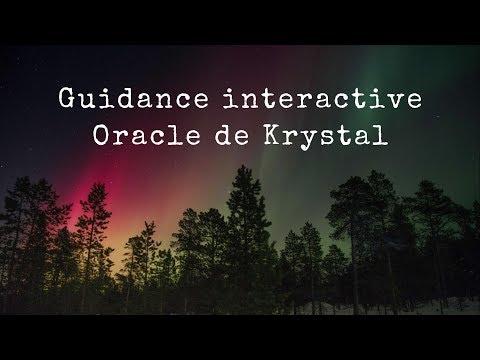 Guidance interactive Couple comment améliorer votre relation - Oracle de Krystal