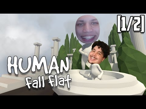 Tyler1 & Greek Play Human: Fall Flat [1/2]
