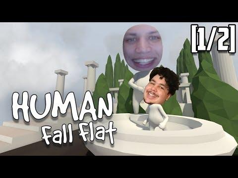 Tyler1 & Greek Play Human: Fall Flat [1/2]