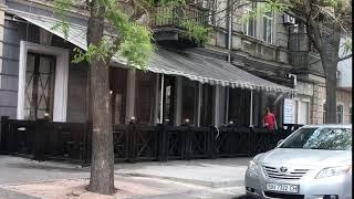 Рестораны открывают летние площадки