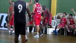 LSB Liga B - 3 Rios Basketball  X Los James Basketball