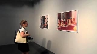 Смотреть видео Москва. Афиша: Выставка современного искусства онлайн