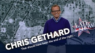 Chris Gethard Performs A Scene From 'Career Suicide'