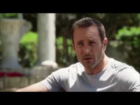 Hawaii Five-0 8x02 - Eddie (the Dog) And Steve