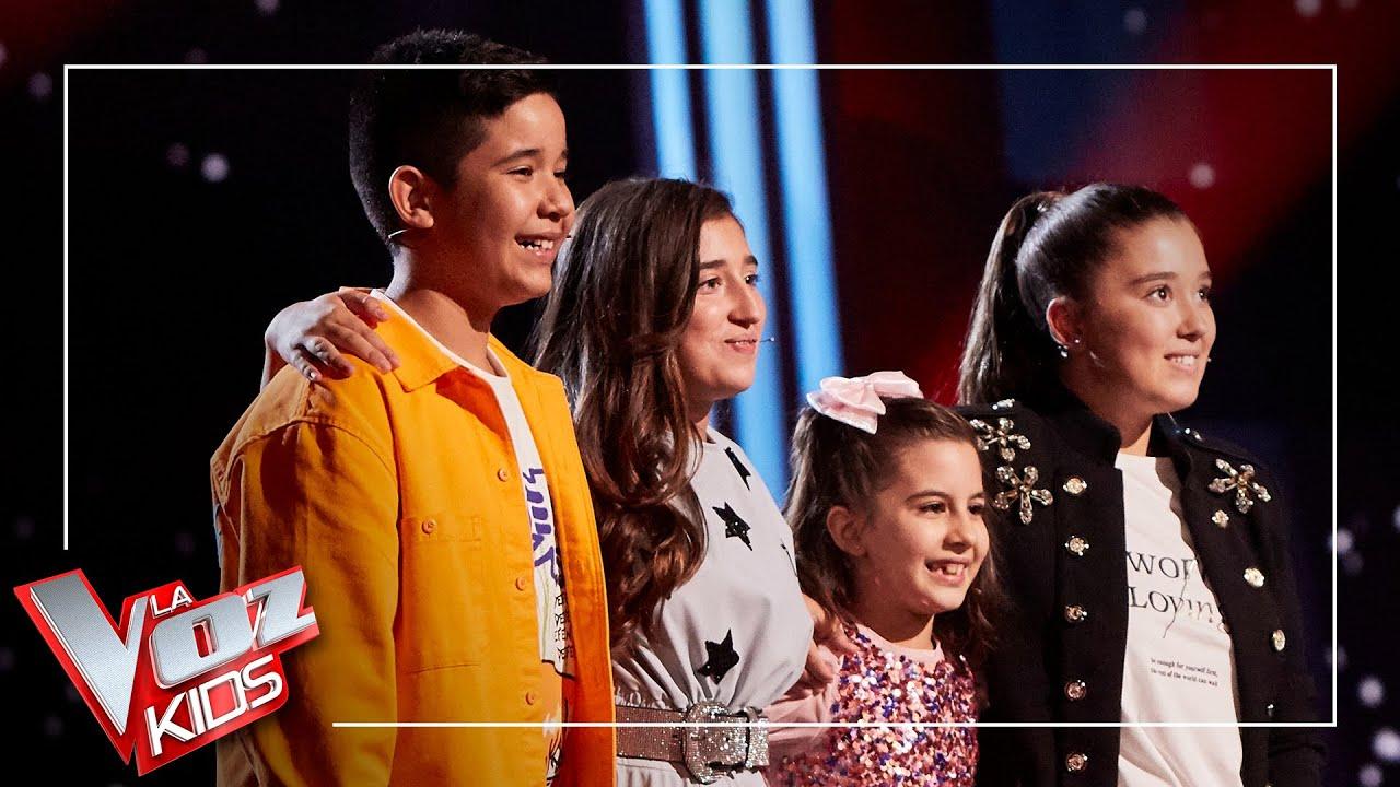 El público elige al ganador | Final | La Voz Kids Antena 3 2021