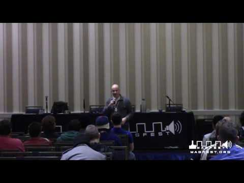 MAGFest 2017: Alexander Brandon on Life and Games