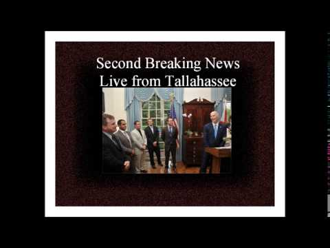 Second Breaking News Live from Tallahassee