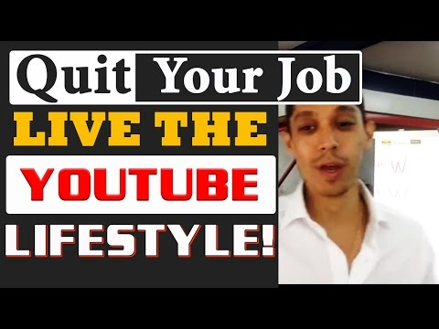 How To Quit Your Job and Live The Online Lifestyle