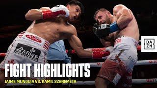 HIGHLIGHTS | Jaime Munguia vs. Kamil Szeremeta