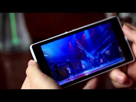Xperia Z - Trên tay vs đánh giá chi tiết Xperia Z - CellphoneS