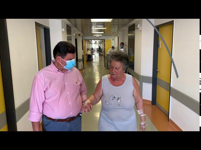 Aρθροπλαστική ΔΕ γόνατος ταχείας κινητοποίησης FAST TRACK με μονοήμερη νοσηλεία - Δρ Ροΐδης Ν