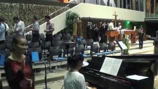 Niềm Xác Tín Của Con - Bé Hiền Dạo Piano
