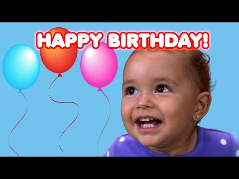 Happy Birthday Ashlynn  Birthday Sg  Kids Sgs  Happy Birthday to You  FUNTASTIC TV