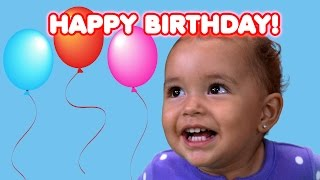 happy birthday ashlynn birthday song kids songs happy birthday to you funtastic tv