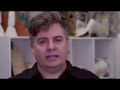 Andrew Tarrant, Ceramic Artist - ACAD Continuing Education Instructor Profile