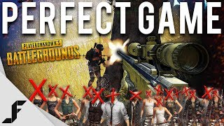 THE PERFECT GAME - Battlegrounds