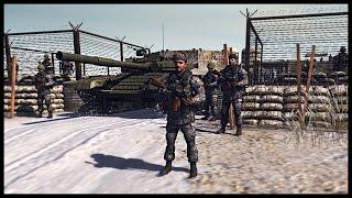 Cold War Coastal Fort Battle - North Korea vs USSR | Men of War Assault Squad 2 Modern Mod Gameplay