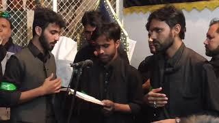 Mera Abbas Mar Gaya Zainab | Anjuman Zeenatul Aza | Majlise Aza Imambada Abutalib Azamgarh City