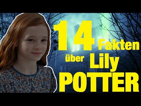 14 FAKTEN über Lily POTTER