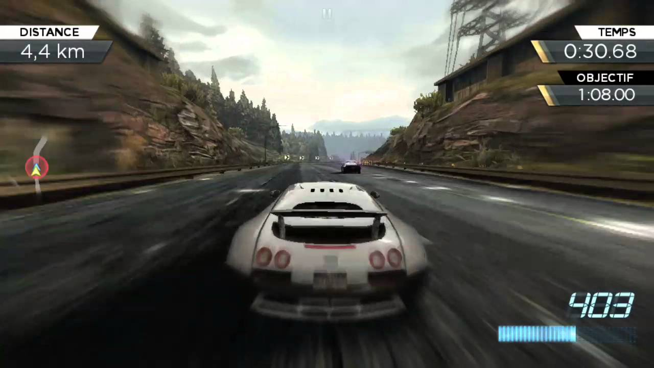 need for speed most wanted bugatti veyron youtube. Black Bedroom Furniture Sets. Home Design Ideas