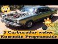 Torino 3 Carburadores Encendido Programable!!! 💣💣💣