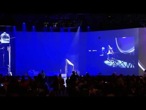 Google I/O 2014 intro