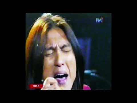Zamani Slam cover lagu Cinta kristal..LIVE