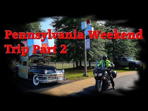 Pennsylvania Weekend Trip Part 2