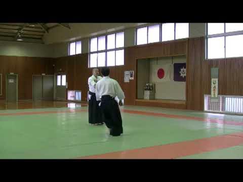 IWAMA STYLE AIKIDO  Okayama Aiki Shuren Dojo H29.9.16-17