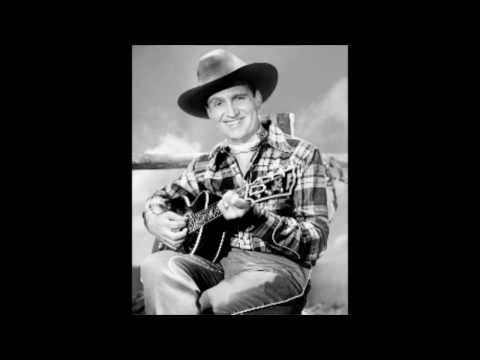 Back in the saddle again Gene Autry with Lyrics.