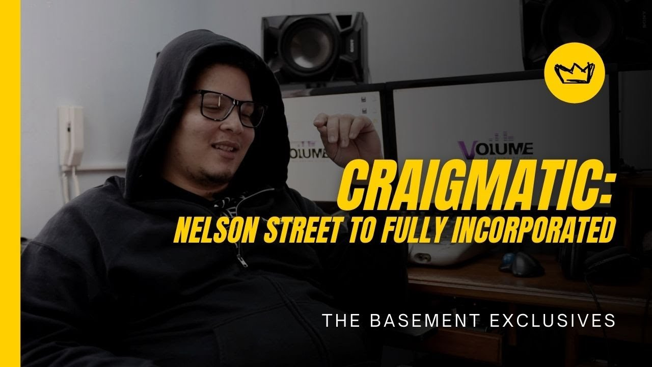 Craigmatic: Nelson Street to Fully Incorporated