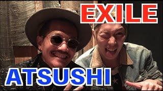 EXILEのATSUSHIさんがジョーブログに出演してくれました! thumbnail
