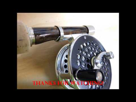 Bamboo Rod Building - Nickel Silver Reel Seat Hardware