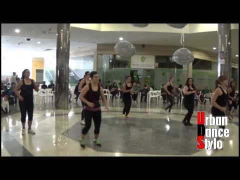 Urban Dance Stylo – Zumba (Centro Comercial Las Americas – Paiporta 2)