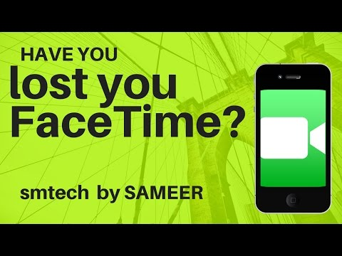 FIX - FACETIME IS MISSING ON ANY IPHONE