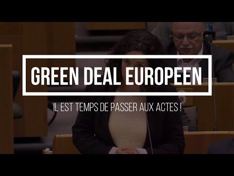 🌍 GREEN DEAL : IL EST TEMPS DE PASSER AUX ACTES !