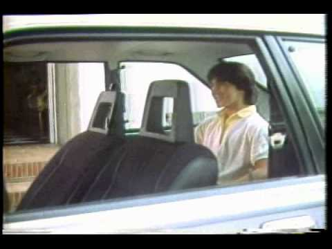 Comercial Ford Corcel - Año 1984