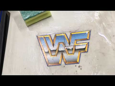 WWF LJN Ring Repair and Cleaning Tips