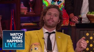 Does TJ Miller Regret His 'Hollywood Reporter' Interview? | WWHL