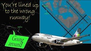 [REAL ATC] Volaris approaches to the wrong runway at JFK | CLOSE CALL