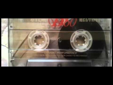 CASSETTE GRABADO DE RADIO MONUMENTAL AM 600 ..SANTIAGO CHILE