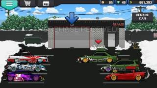 PIXEL CAR RACER HACK MOD APK NO ROOT NEEDED NEW ANDROID